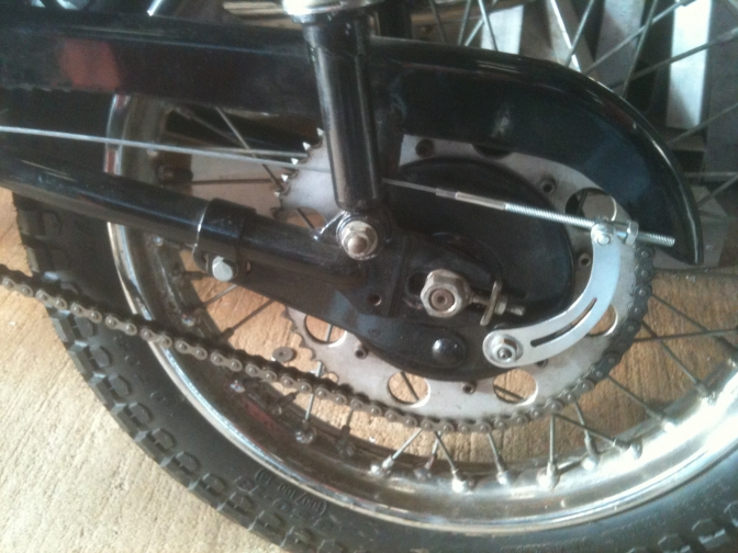 A cheaper way to build a BSA Otter in 2018