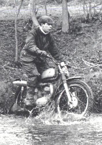 This is to try and tell it how it was with the first Bultaco