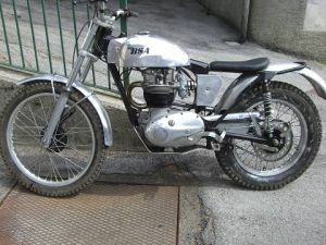 B40 BSA Otter (Germany)