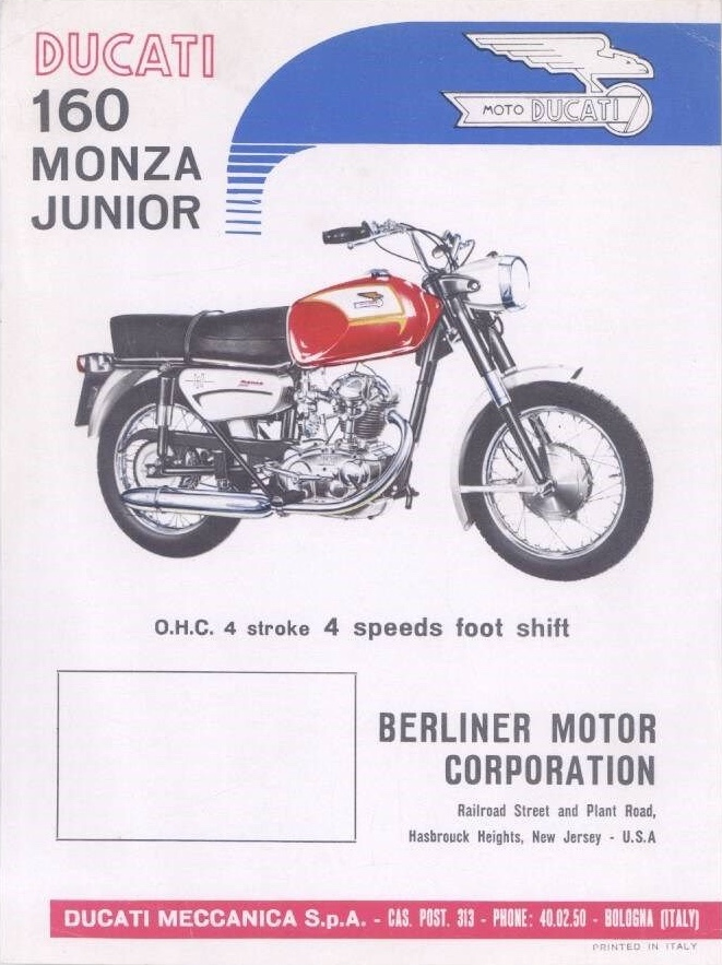 The story of the late sixties Ducati trials build by Peter Gaunt and ...